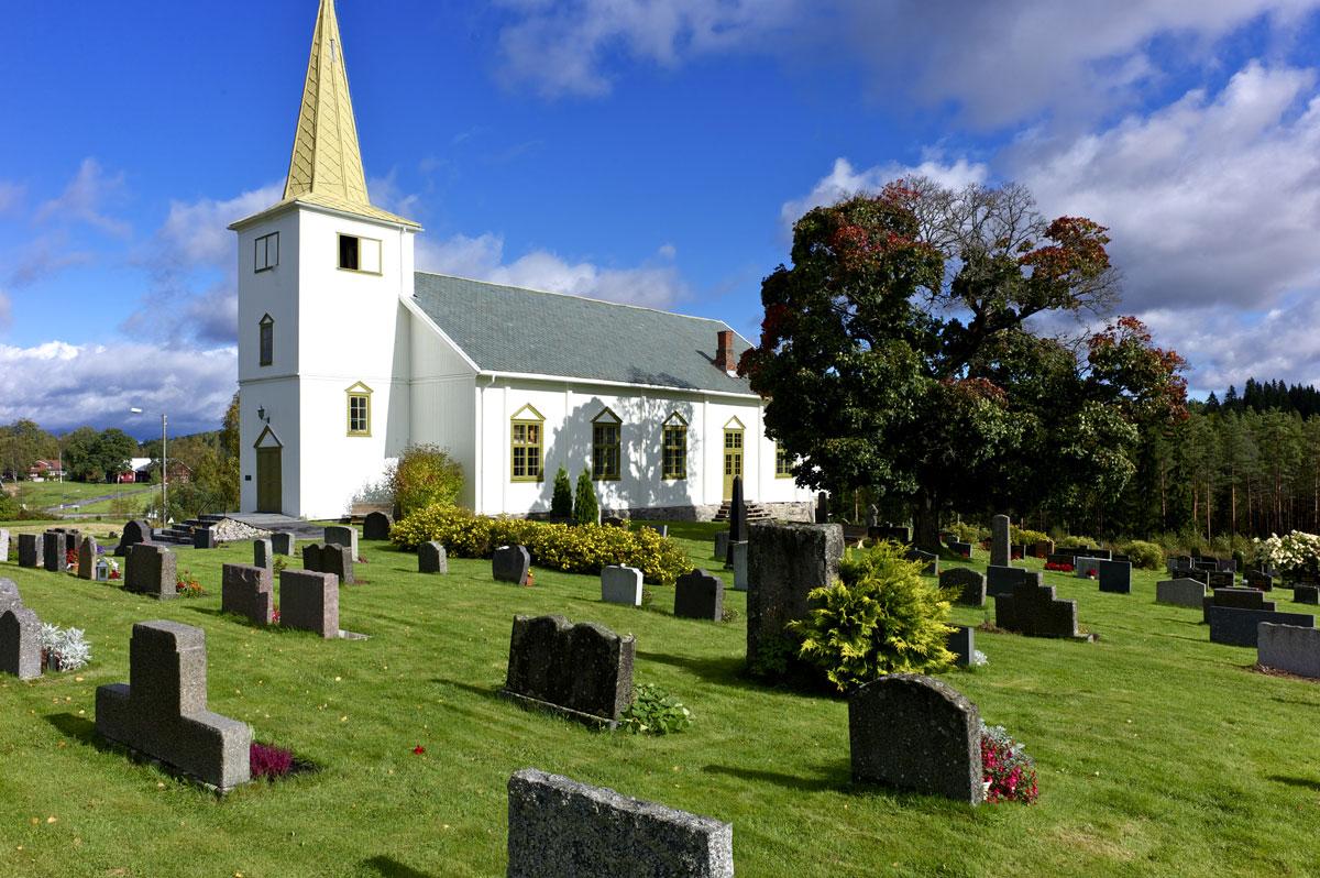 austmarka kirke